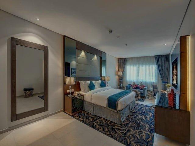 افضل الفنادق في دبي على جزيرة النخلة