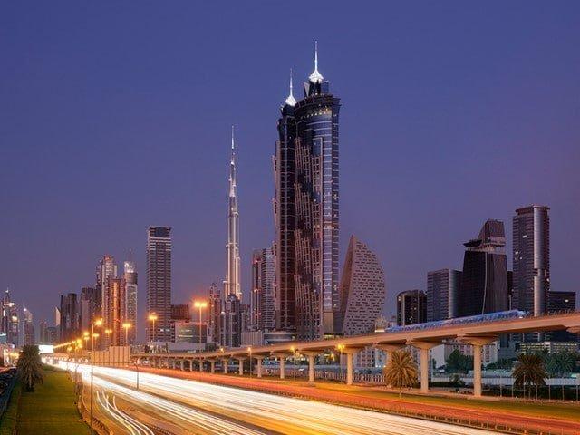 أفخم ابراج دبي