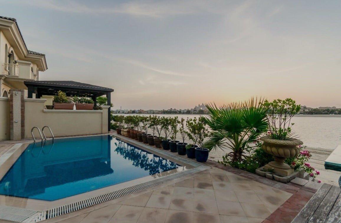 افضل 6 فلل للإيجار في دبي
