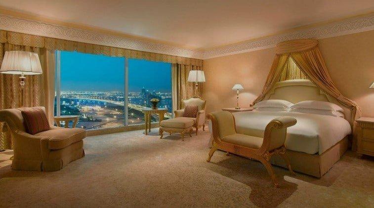 افضل 7 من فنادق دبي خمس نجوم خلال عام 2019