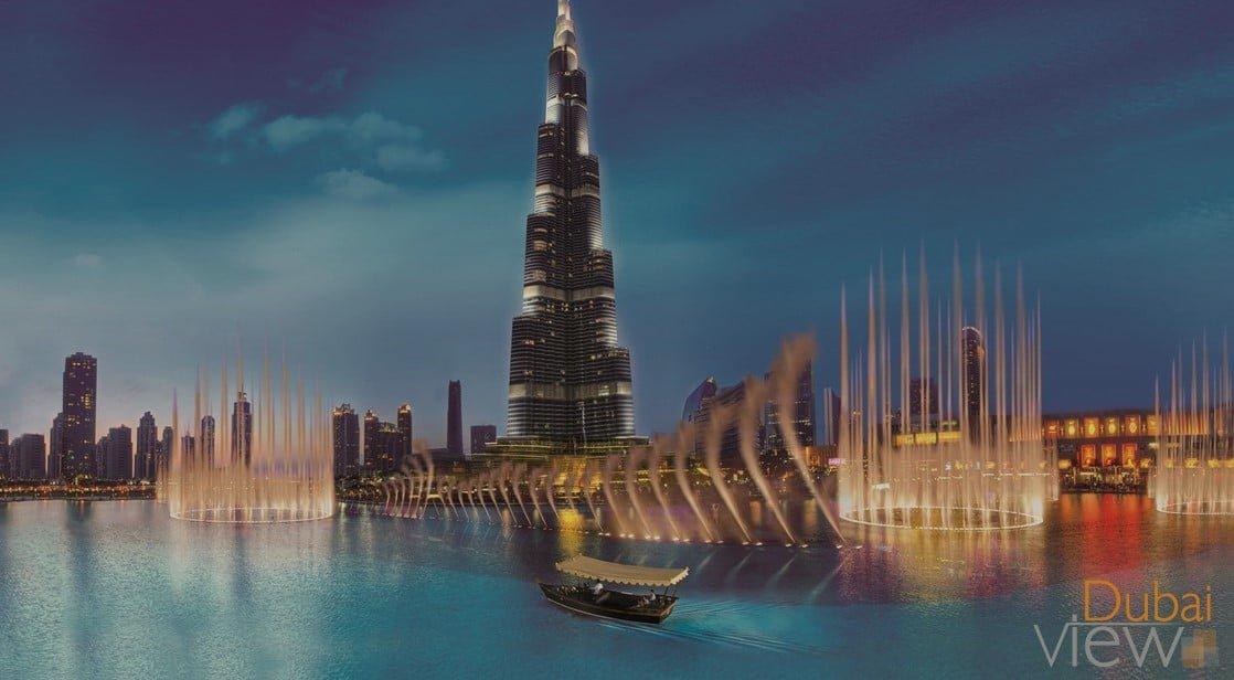 Photo of افضل 9 فنادق قريبة من برج خليفة دبي