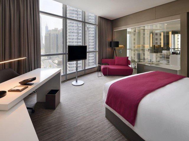 افضل فنادق المارينا دبي