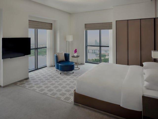 فندق حياة ريجنسي دبي من فنادق دبي الرقة ٥ نجوم