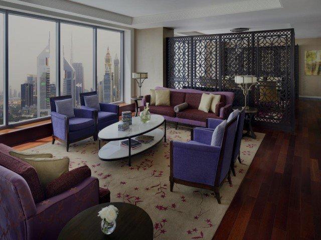فندق ذا اتش دبي من فندق ذا اتش دبي