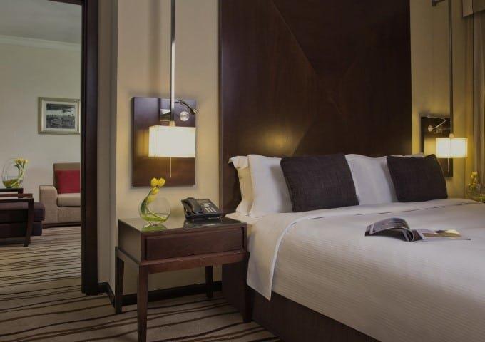 فندق ميديا روتانا دبي من افضل فنادق شارع الشيخ زايد 4 نجوم