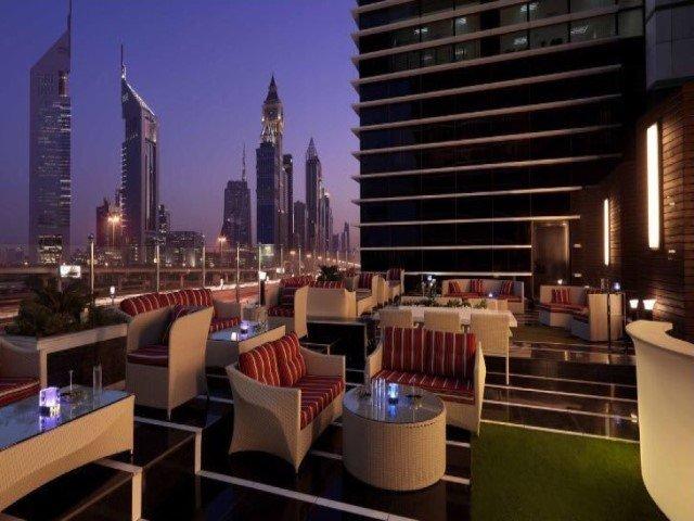 فندق ناسيما رويال دبي من افضل فنادق دبي ٥ نجوم شارع الشيخ زايد