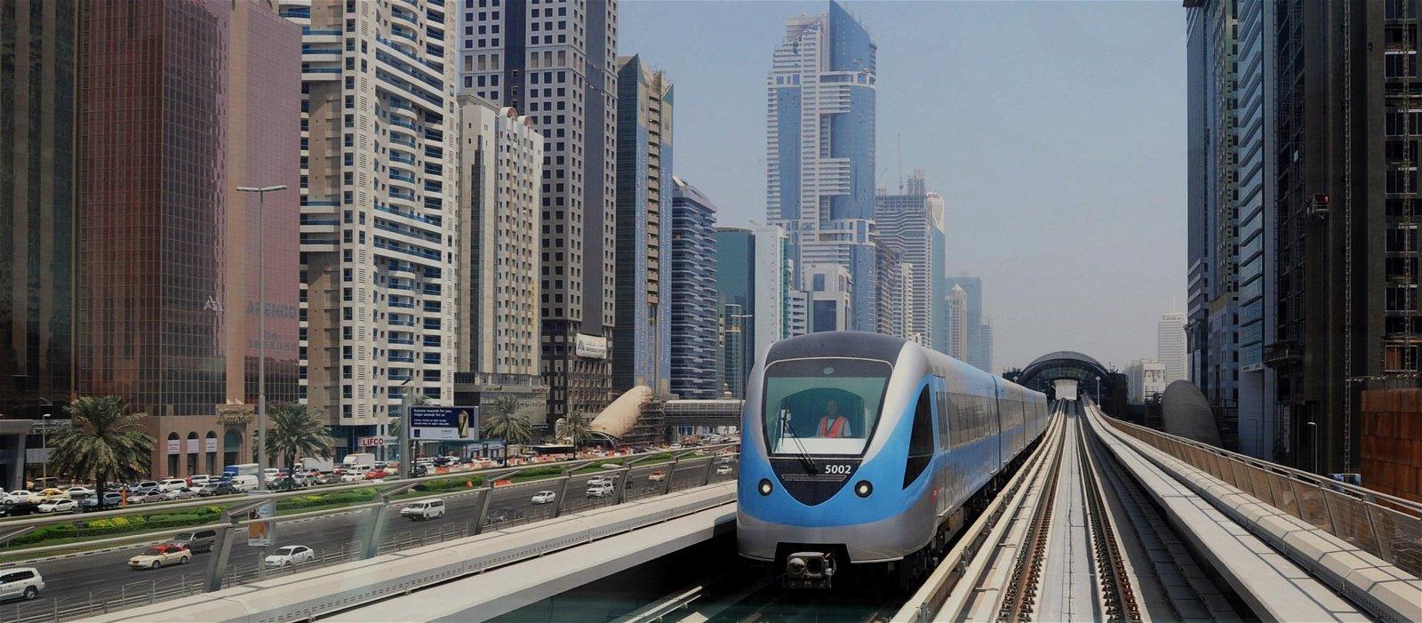 صورة اهم ما يجب معرفته عن مترو دبي