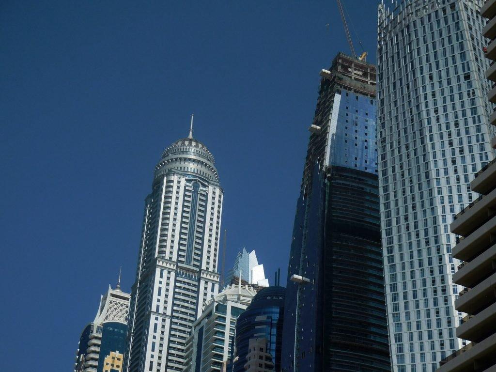 برج الاميرة أطول برج سكني في دبي