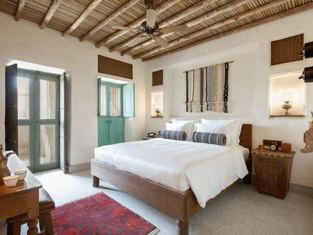 فندق السيف جميرا دبي من أفخم الفنادق في منطقة بر دبي ٤ نجوم
