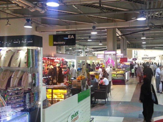 سوق تنين دبي