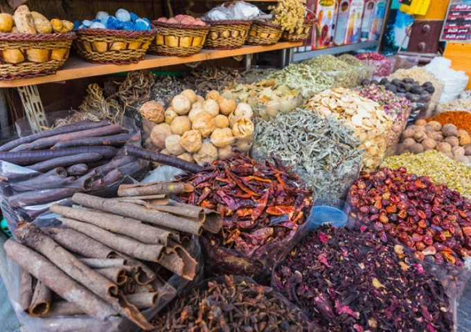 سوق التوابل من اهم أسواق دبي القديمة