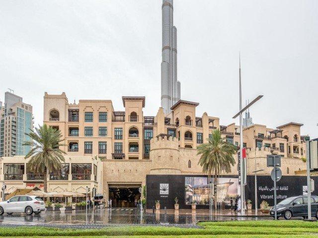 سوق البحار من افضل اسواق دبي