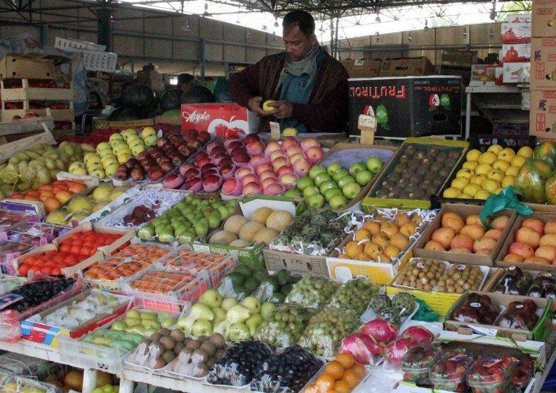 سوق الخضار والفواكه العوير دبي
