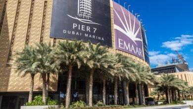 يصنف دبي مارينا مول كأحد أهم مجمعات التسوق في دبي