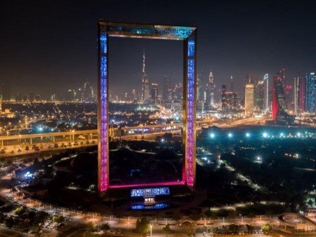 برواز دبي من افضل الاماكن السياحية في دبي للعوائل