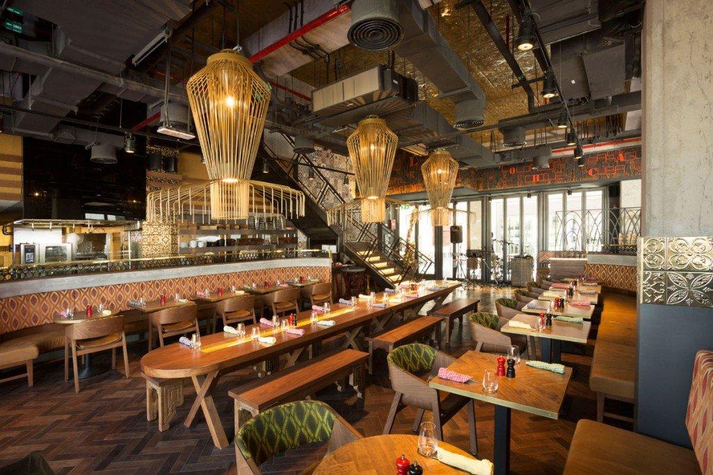 افضل 5 مقاهي شعبية في دبي