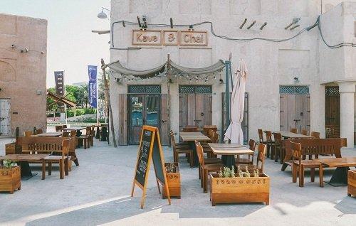 مطاعم دبي القريبة من مرسى السيف دبي