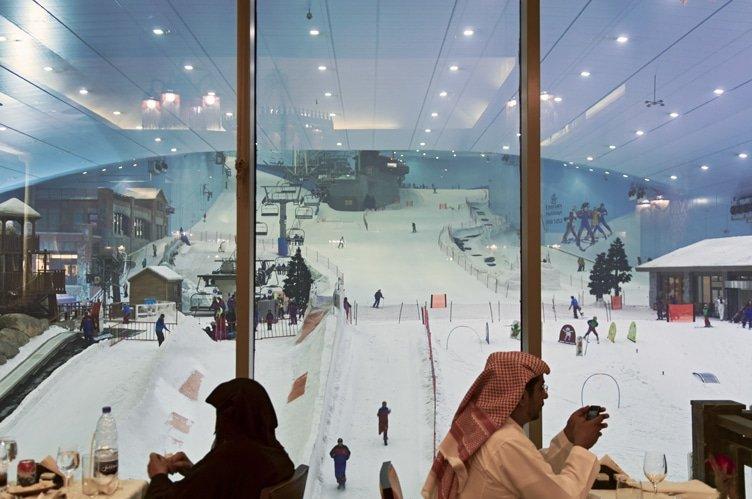 أسعار تذاكر مدينة الثلج في دبي وأفضل أنشطتها الترفيهية فيو دبي