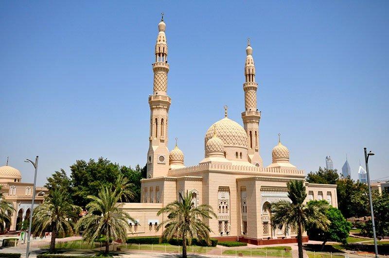معالم دبي الدينية