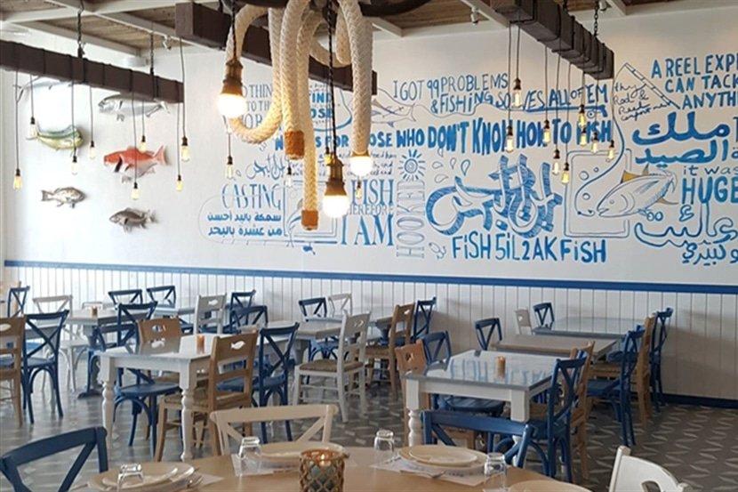 أفضل مطاعم مأكولات بحرية في دبي
