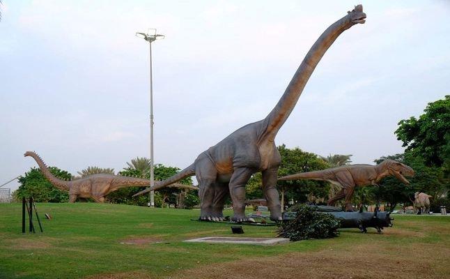موقع و اسعار حديقة الديناصورات دبي 2020 فيو دبي