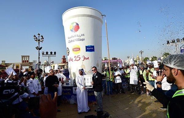شاي كرك في دبي