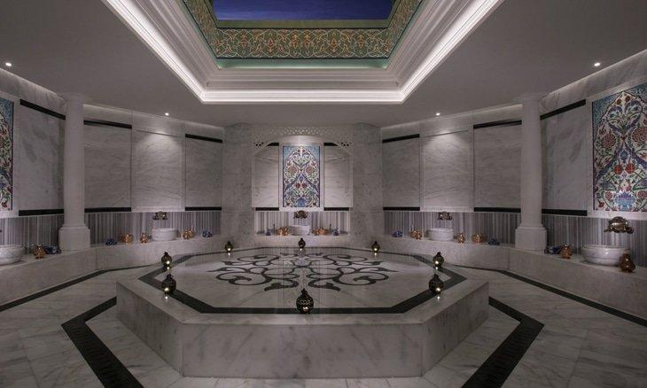حمام تركي في دبي