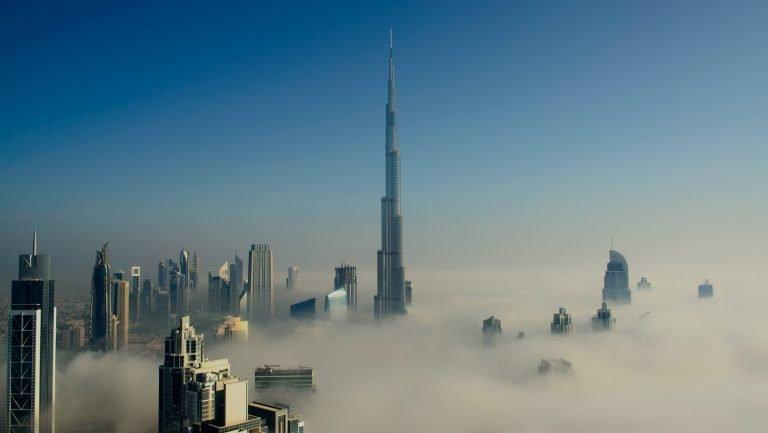اسماء ابراج دبي بالصور