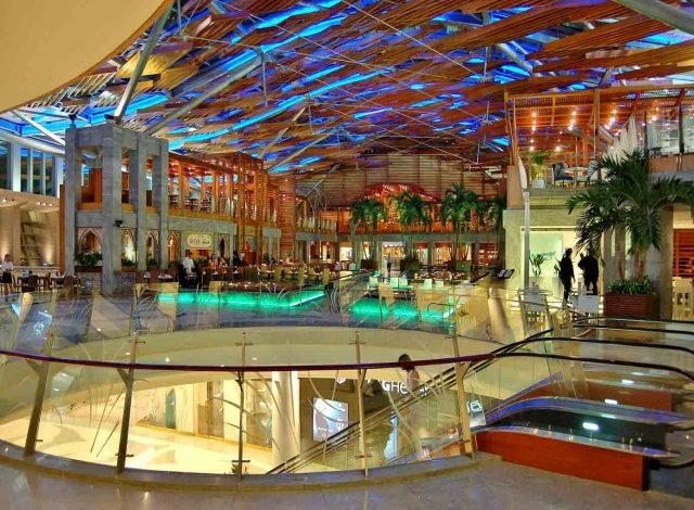 مركز برجمان للتسوق دبي