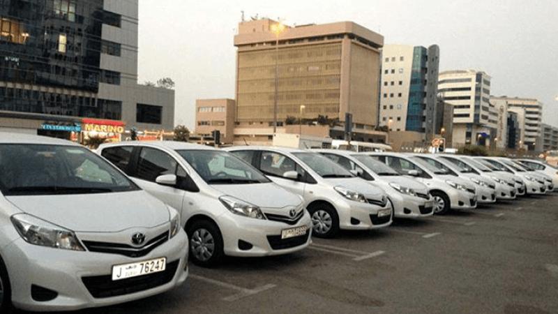 عروض تأجير سيارات في دبي