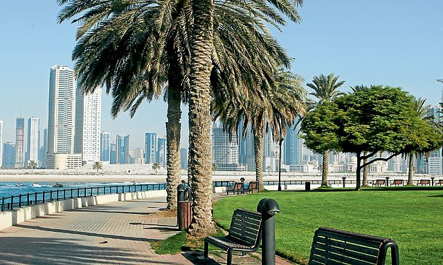 بحر الممزر دبي