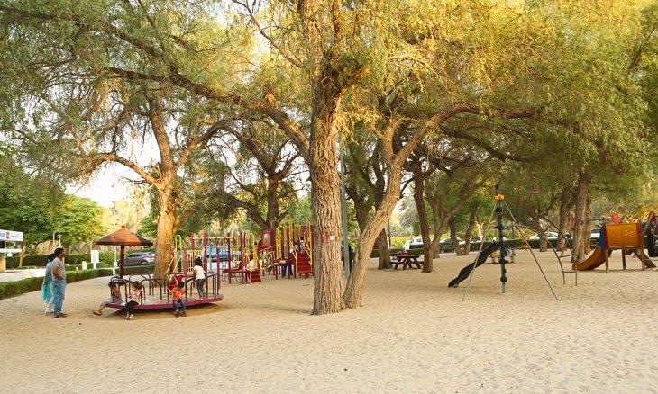 حديقة المشرف في دبي