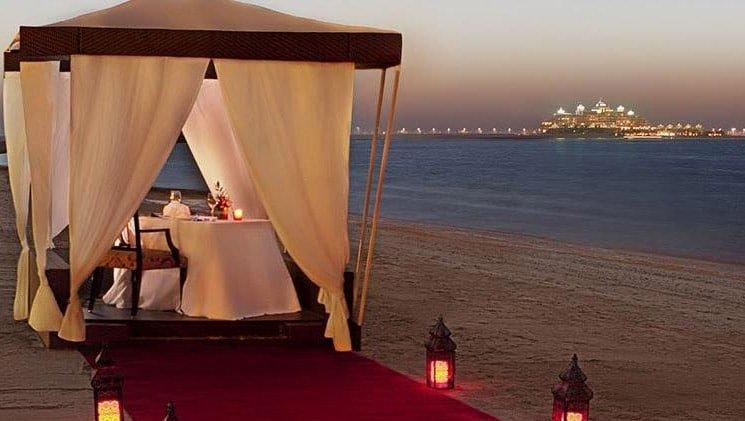 فنادق في دبي مع مسبح خاص