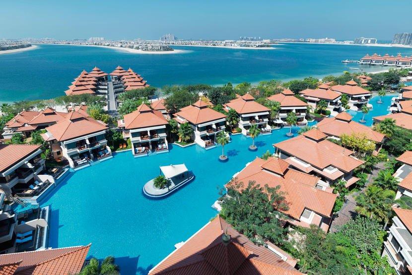 أنانتارا هو واحدٌ من أفضل المنتجعات في دبي وأكثرها فخامة