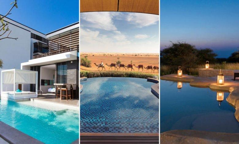 فندق مع مسبح خاص في دبي