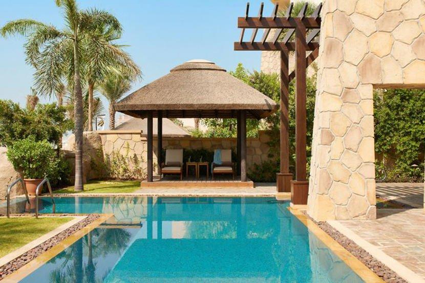 فلل فندقية في دبي مع مسبح