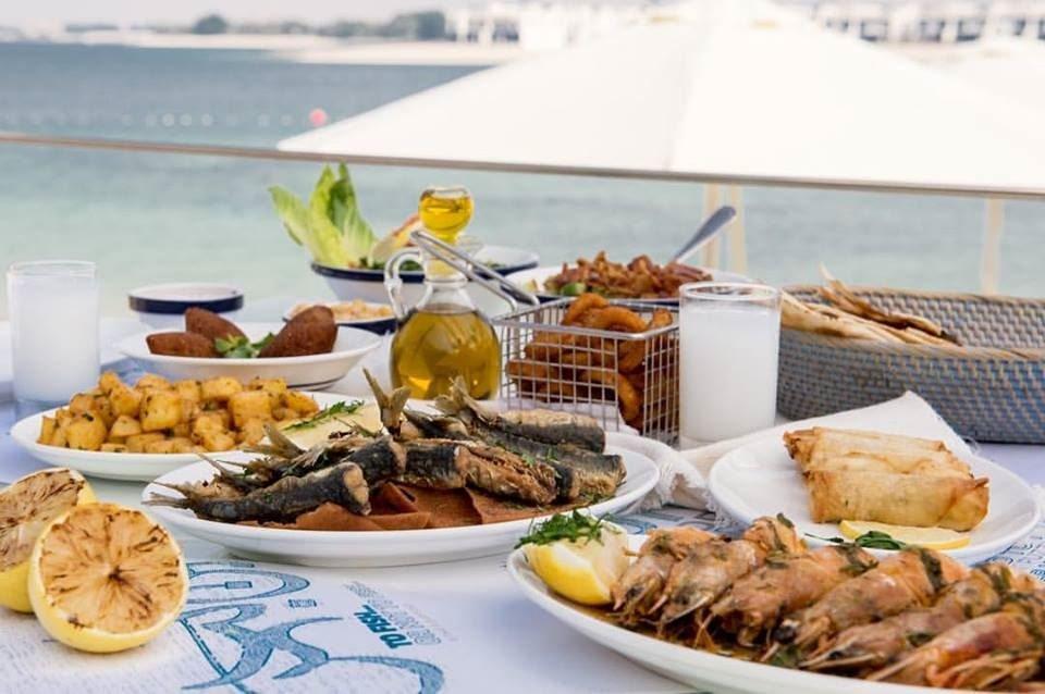 أشهر مطاعم اسماك فى دبى