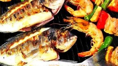 مطاعم اسماك في دبي