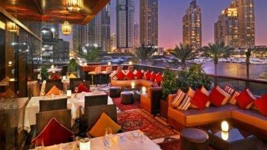 ارقى المطاعم في دبي
