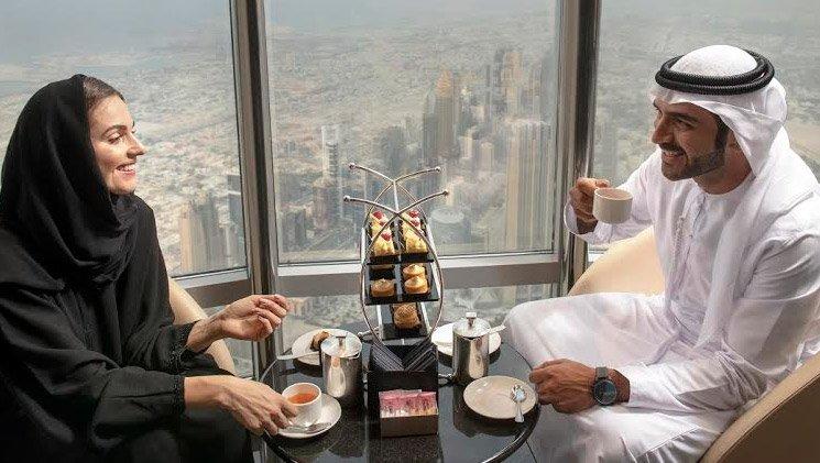 ابرز مطاعم برج خليفة دبي