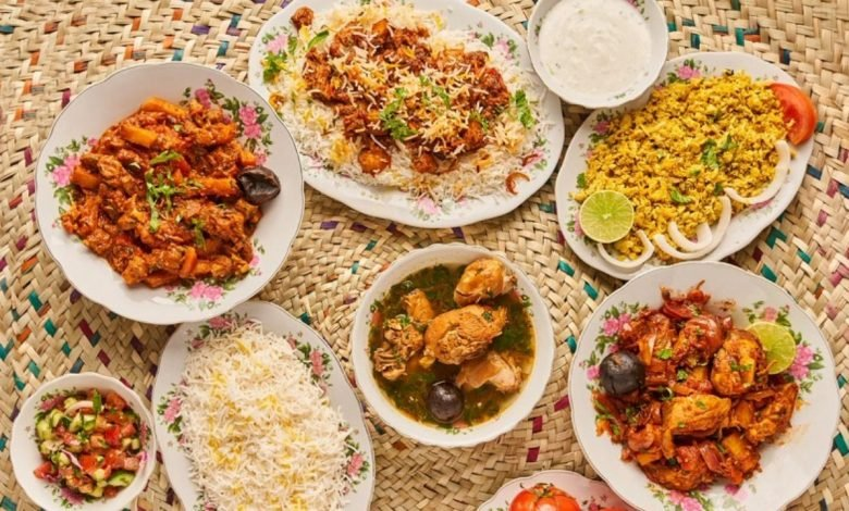 مطاعم الورقاء دبي