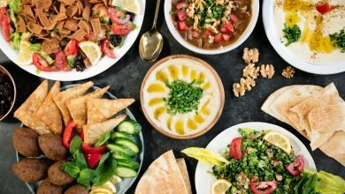 مطاعم سورية في دبي