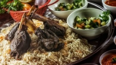 مطعم ازال دبي