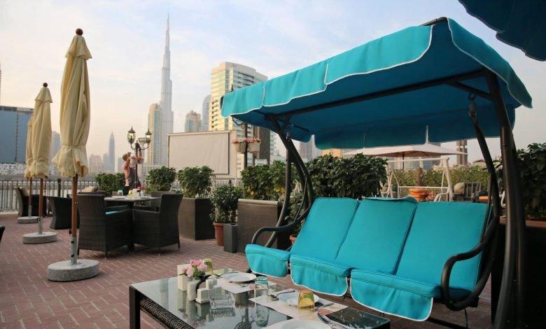 مطعم البارون دبي