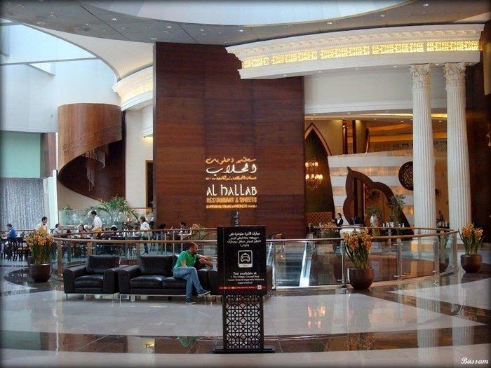 افضل الكافيهات في دبي مول