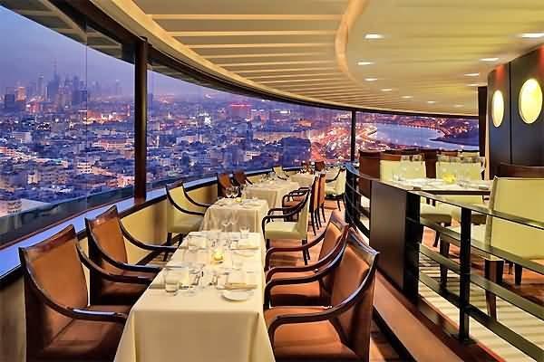 مطعم الدوار دبي