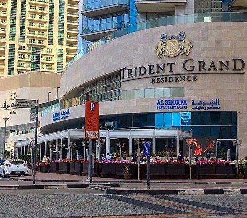 مطعم الشرفة دبي