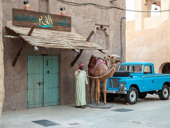 مطاعم مرسي السيف دبي