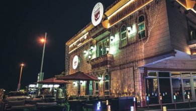 مطعم المشوار دبي