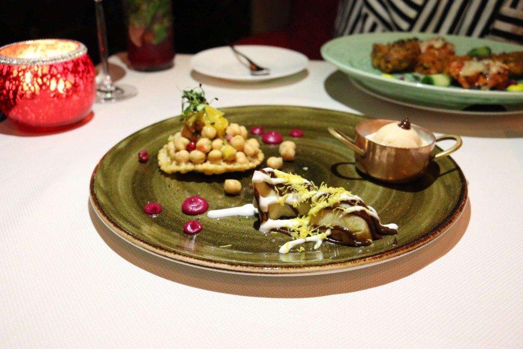 قائمة أفضل مطاعم هندية في دبي مارينا